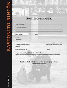 BASTONITO / RINCÓN – Le livre