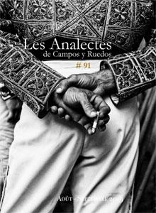 LES ANALECTES DE CAMPOS Y RUEDOS